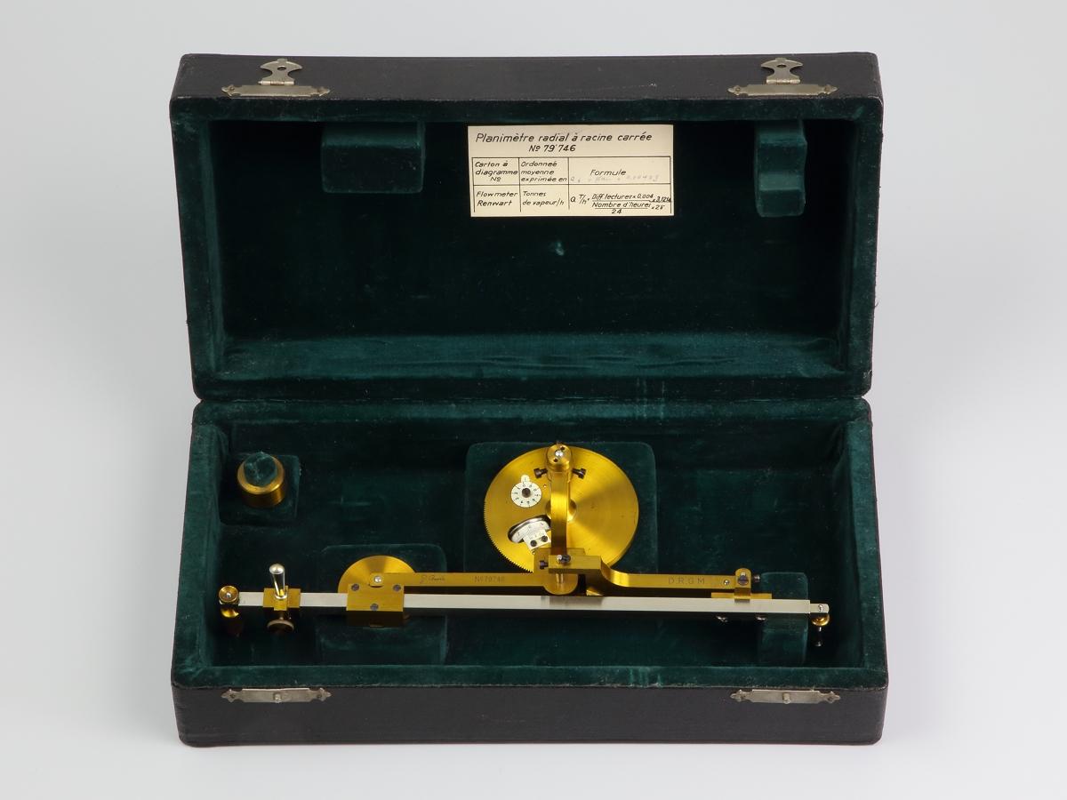 Amsler Radial Square Root Planimeter